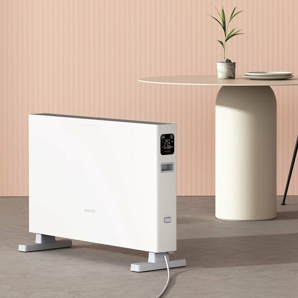 SmartMi 1S Electric Heater with Touch Screen Control