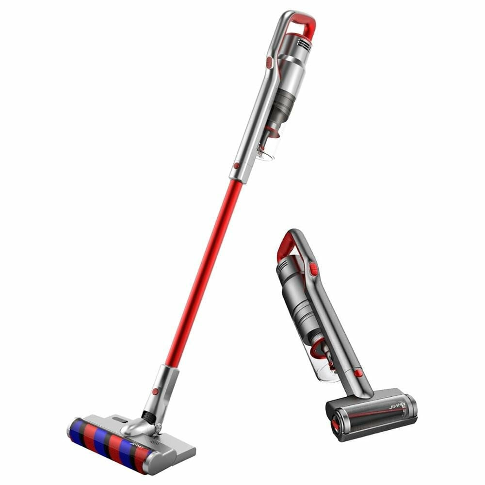 JIMMY JV65 Plus Cordless Handheld Flexible Vacuum Cleaner with 145AW Powerful Suction