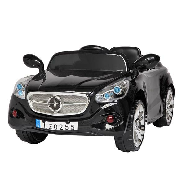 LEADZM LZ-9928 Electric Stroller Double Drive 35W*2 Battery 12V7AH*1 With 2.4G Remote Control - Black